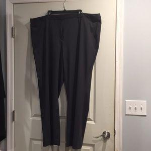 Women's full size dress pants